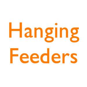 Hanging Feeders