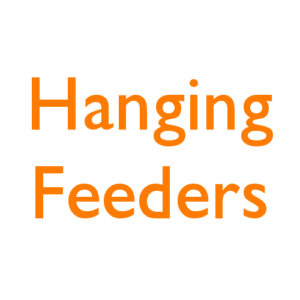Hanging Feeders