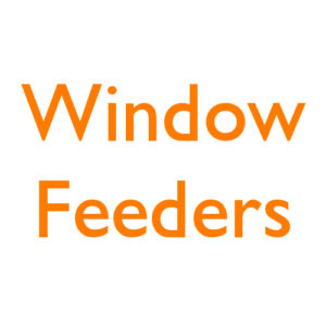 Window Feeders