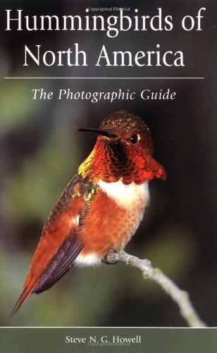 Hummingbirds of North America – The Photographic Guide