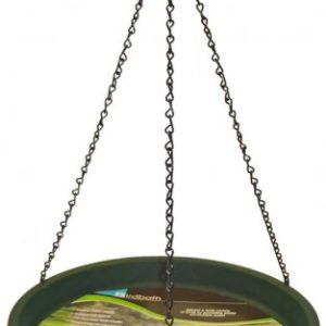 Erva Hanging Bath - Green 14""