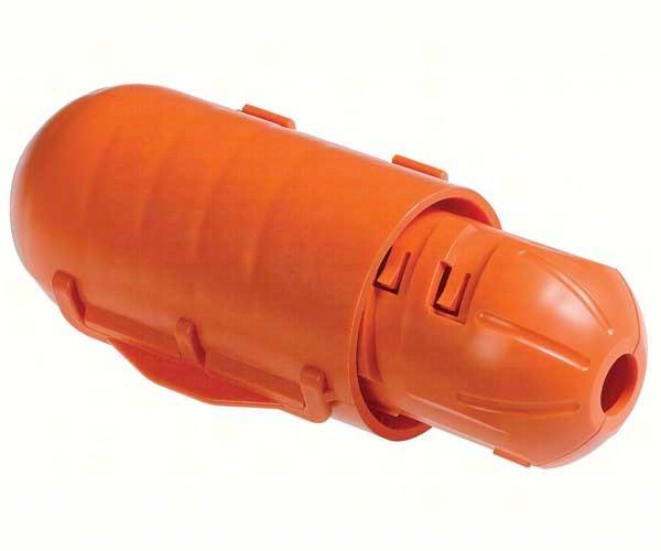 Click shield Cord Lock - Orange