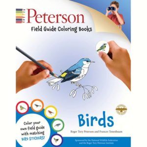 Peterson Field Guide Coloring Books – Birds