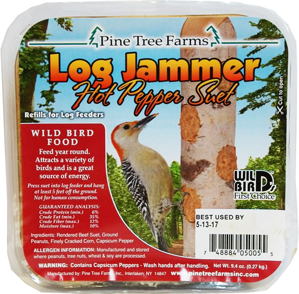 Hot Pepper Log Jammer