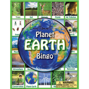 Planet Earth Bingo