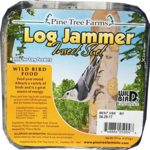 Insect Log Jammer