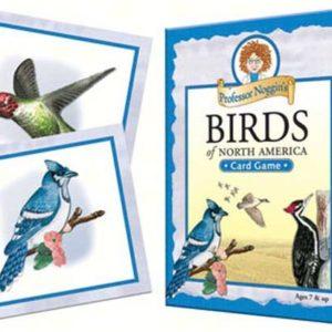 Professor Noggins - Birds of North America