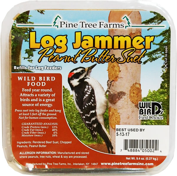 Peanut Butter Log Jammer