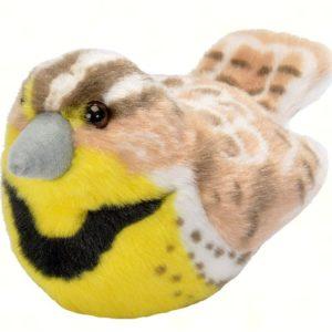 Wild Republic Plush Western Meadowlark