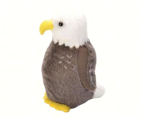 Wild Republic Plush Bald Eagle