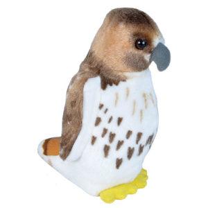 Wild Republic Plush Red-tailed Hawk