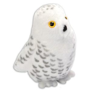 Wild Republic Plush Snowy Owl