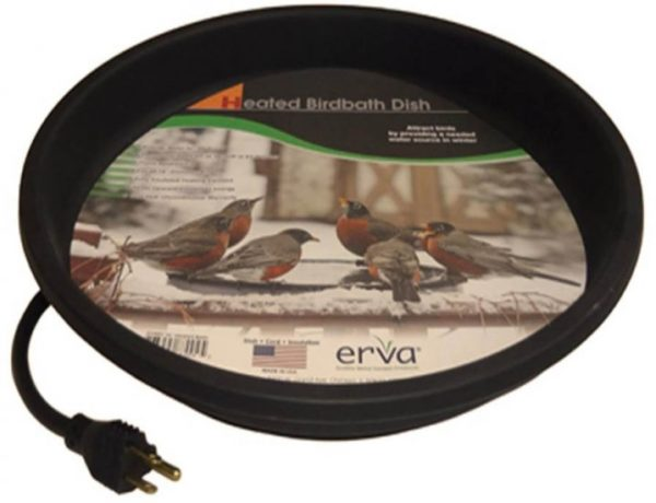 """Erva 14"""" Heated Replacement Tray"""