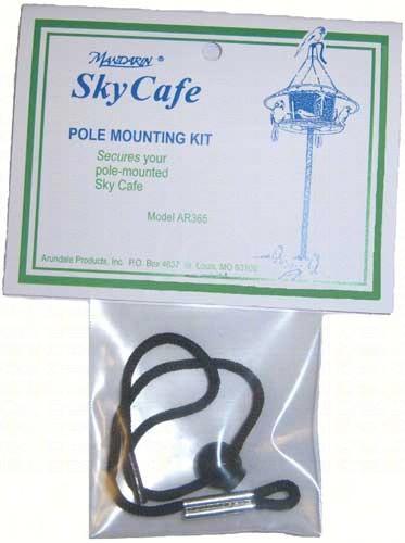 Mandarin Sky Cafe Pole Mount Kit