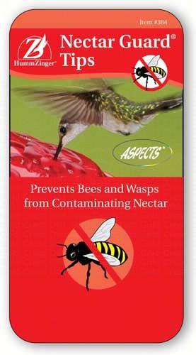 Nectar Guard Tips