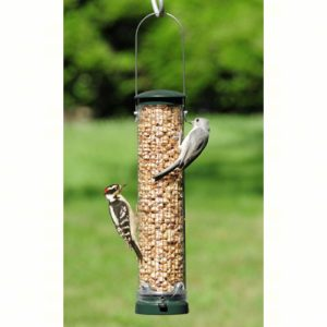 Quick Clean Mesh Peanut Feeder - Spruce