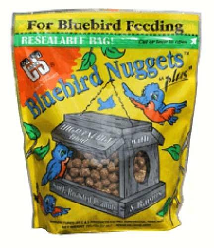 C&S Bluebird Suet Nuggets