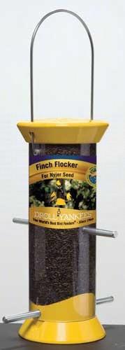"New Generation Finch Flocker 8"" Yellow"