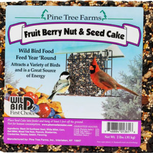 Fruit, Berry & Nut Seed Cake 2.5lb.