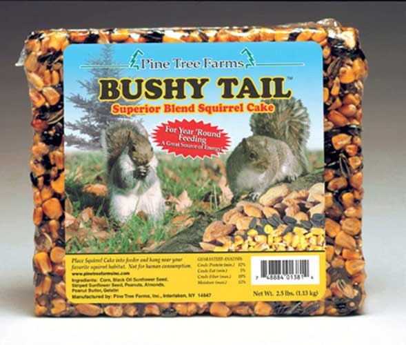 Bushy Tail Cake 2.5lb.