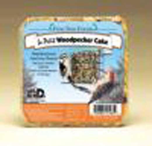 12 x LePetit Woodpecker Seed Cake