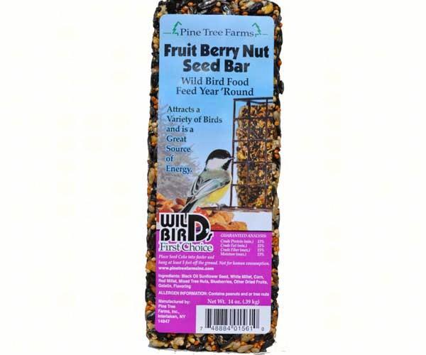 Fruit, Berry & Nut Seed Bar 14oz.