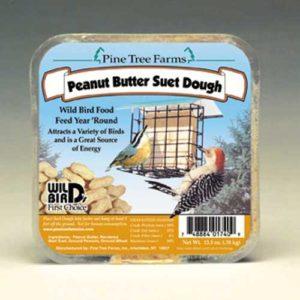12 x Peanut Butter Suet Dough