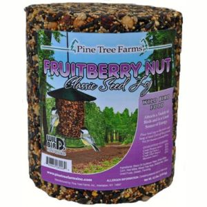 Fruit, Berry & Nut Seed Log 68oz.