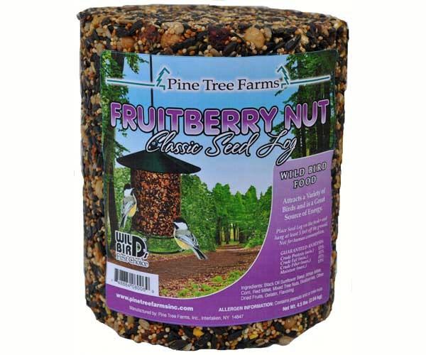 Fruit, Berry & Nut Seed Log 68oz.