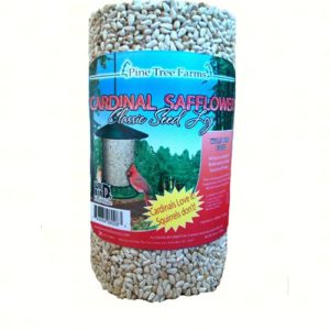Cardinal Safflower Seed Log 30oz.