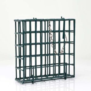 Deluxe Green Suet Basket