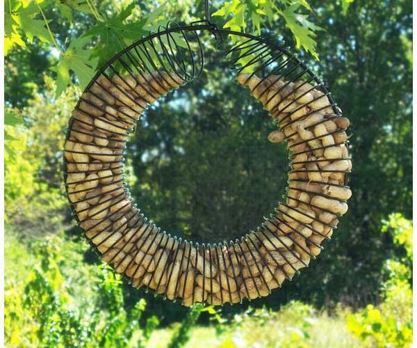 Whole Peanut Wreath- Songbird Essentials