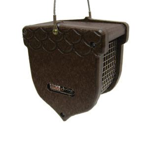 Acorn Peanut Feeder - Brown