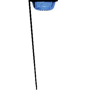 Bluebird Plant Stick