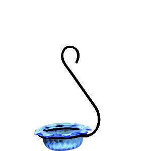 Bluebird Hanging Cup Feeder