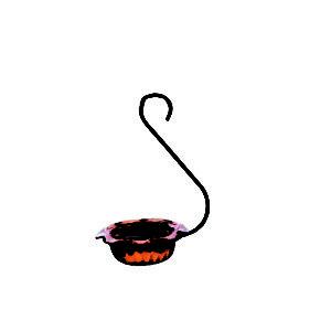 Oriole Single Cup Feeder