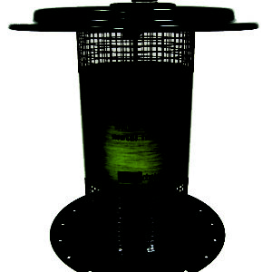 3 qt Sunflower Mesh Feeder