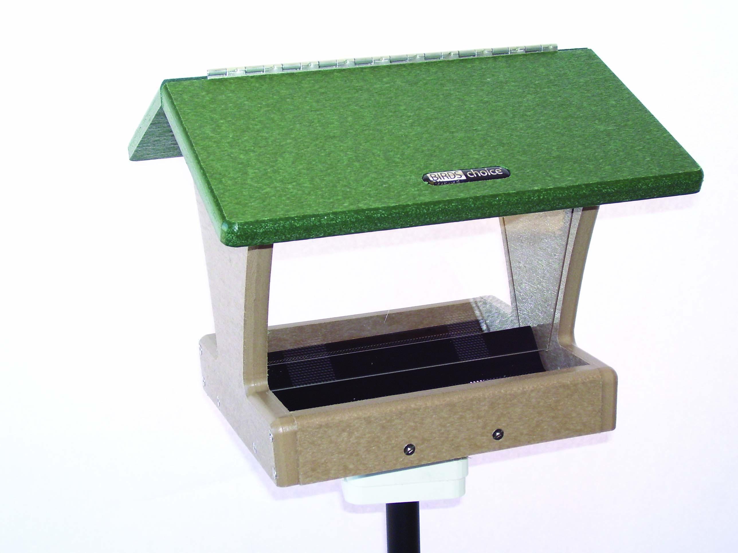 4 qt Recycled Hopper Feeder