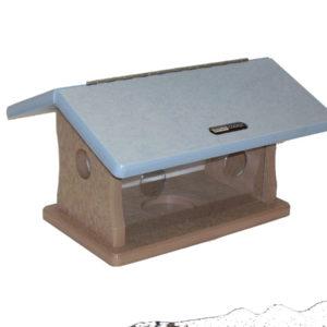 Recycled Bluebird Feeder