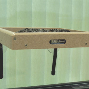 11x10 Recycled Window Mount Tray Feeder