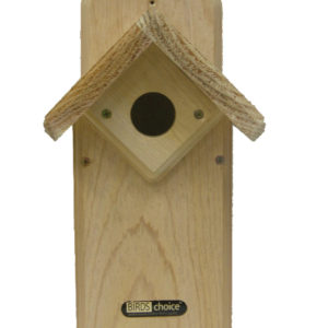 Cedar Western/Mountain Bluebird House w/ Viewing Window